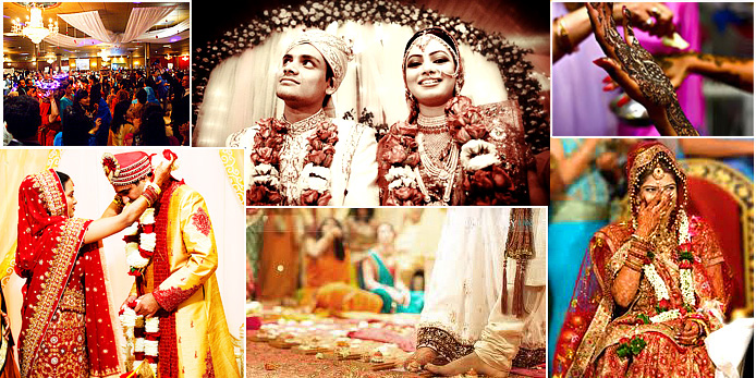 Eight forms of Hindu Marriage and its custom.....