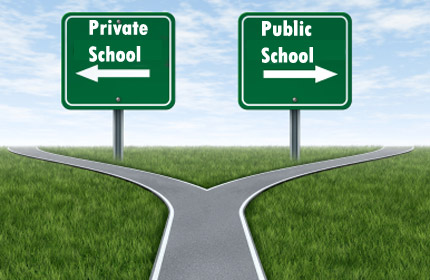 Private or Government School - Which is better?.....